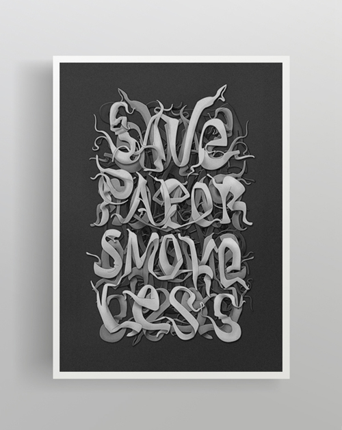 Save Paper Smoke Less
