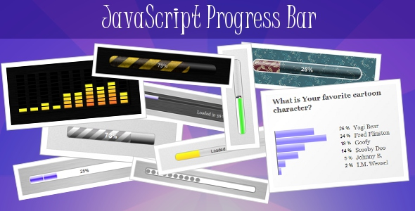 javascript-Progress-Bar