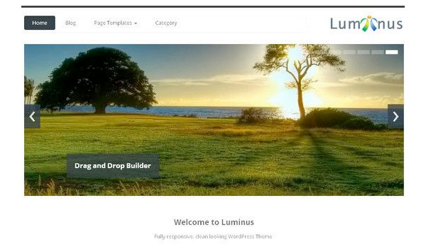 luminus-new-free-Wordpress-Themes