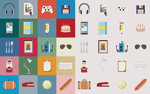 Nice Things Icon Set