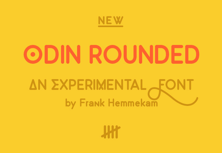 odin-rounded-free-font1