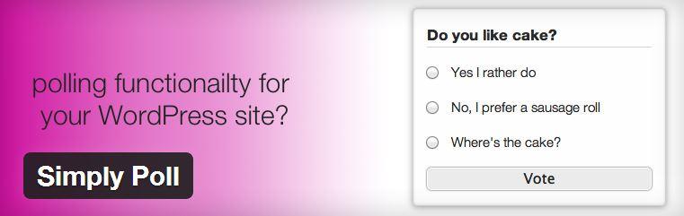 simply-poll