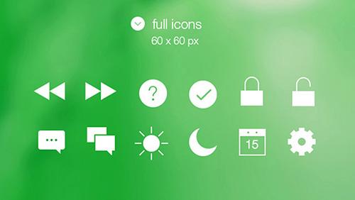 Tab Bar Icons iOS 7 Vol. 2