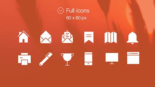 Tab Bar Icons iOS 7 Vol. 3