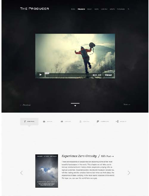 the-producer-video-theme