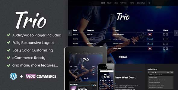 trio-band-wordpress-theme