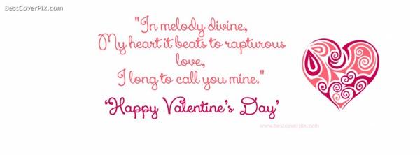 valentine facebook cover 18