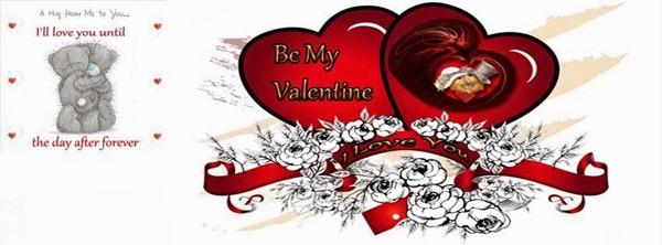valentine facebook cover 22