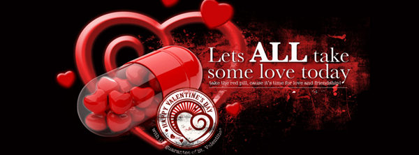 valentine facebook cover 4