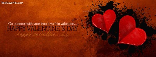 valentine facebook cover 5