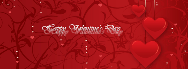 valentine facebook cover 6