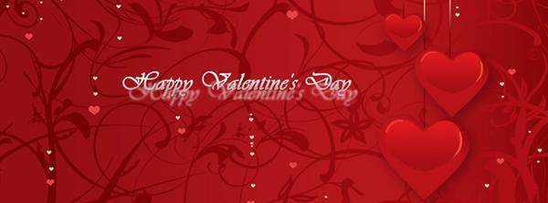 valentine facebook cover 6
