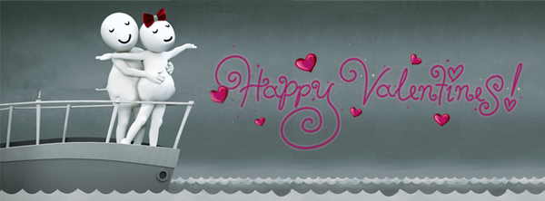 valentine facebook cover 7