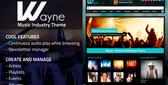 wayne-music-wordpress-theme