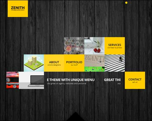zenith-one-page-parallax-adobe-muse-template