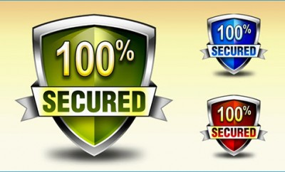 Download Security Seal Badge