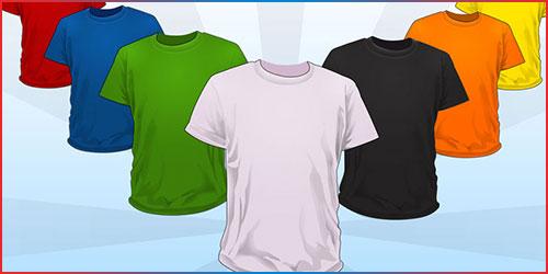 free-tshirt-psd