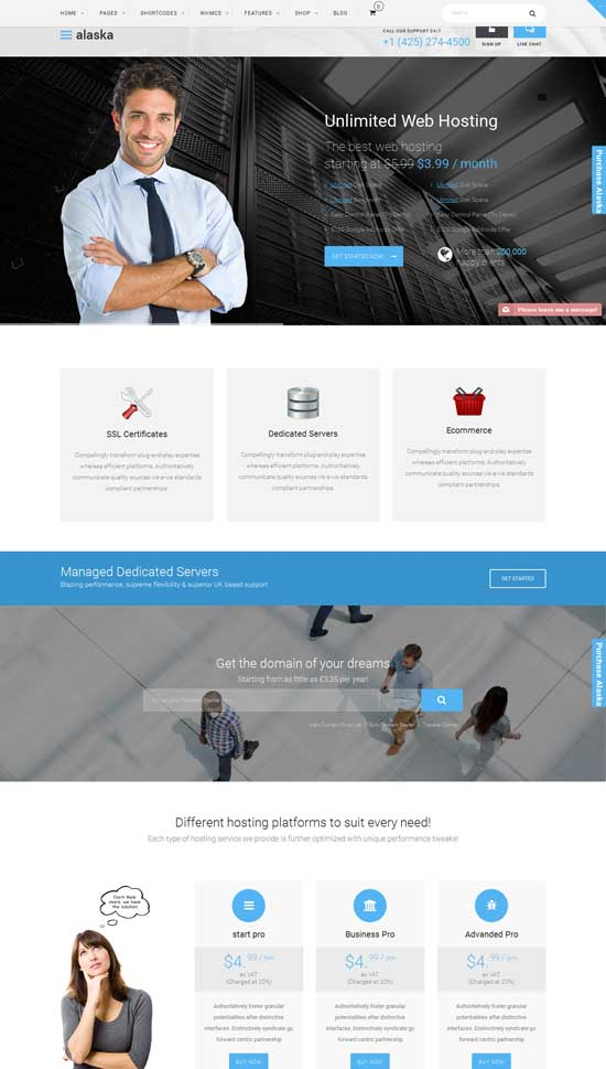 Alaska-WHMCS-Hosting-Business-Theme