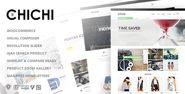 Chichi-Woocommerce-Wordpress-Theme