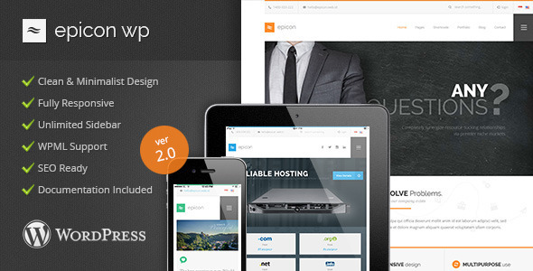 Epicon-Minimalist-Multipurpose-Wordpress-Theme