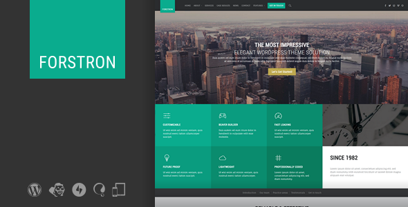 Forstron-Legal-Business-WordPress-Theme