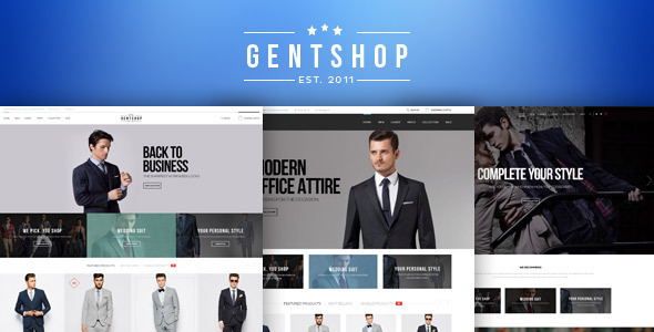 GentShop-LookBook-WooCommerce-WordPress-Theme