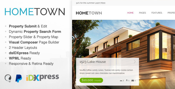 Hometown-Real-Estate-WordPress-Theme