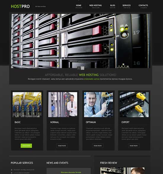 HostPro-Hosting-Responsive-WordPress-Theme