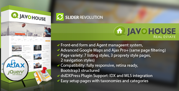 Javo-House-Real-Estate-WordPress-Theme