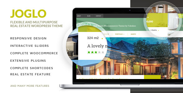 Joglo-Woocommerce-Real-Estate-Theme