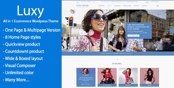 Luxy-WooCommerce-WordPress-Theme