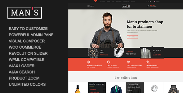MANS-eCommerce-Business-WordPress-Theme