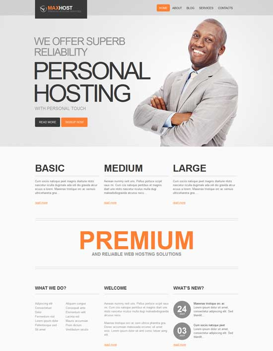 MaxHost-Hosting-WordPress-Theme