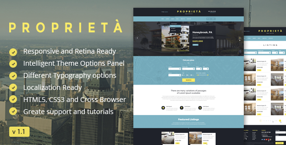 Proprieta-Responsive-WordPress-Theme