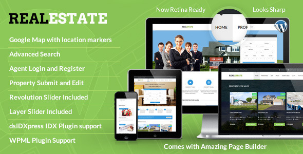RealEstate-Responsive-Real-Estate-Theme