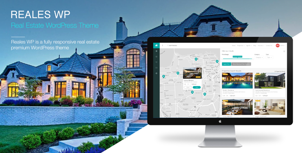 Reales-WP-Real-Estate-WordPress-Theme