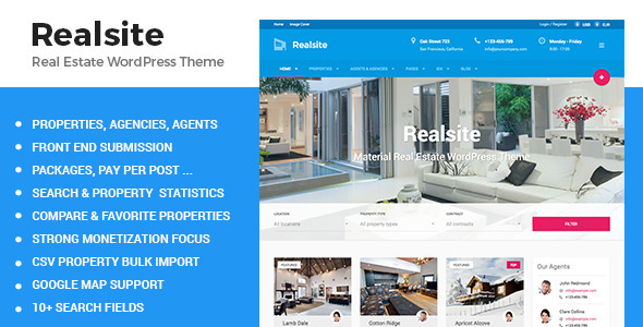Realsite-Material-Real-Estate-WordPress-Theme