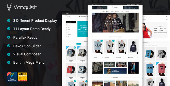 Vanquish-Multi-Product-Display-eCommerce-Theme