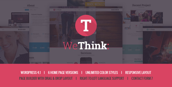 We-Think-SingleMulti-Page-WordPress-Theme