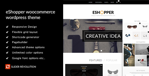 eShopper-WooCommerce-WordPress-Theme