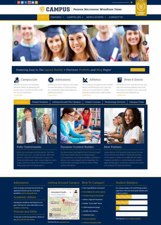 Campus-Premium-WordPress-Education-Theme