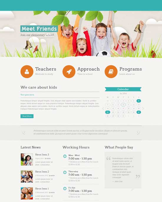 Carry-Hill-School-Responsive-Wordpress-Education-Theme