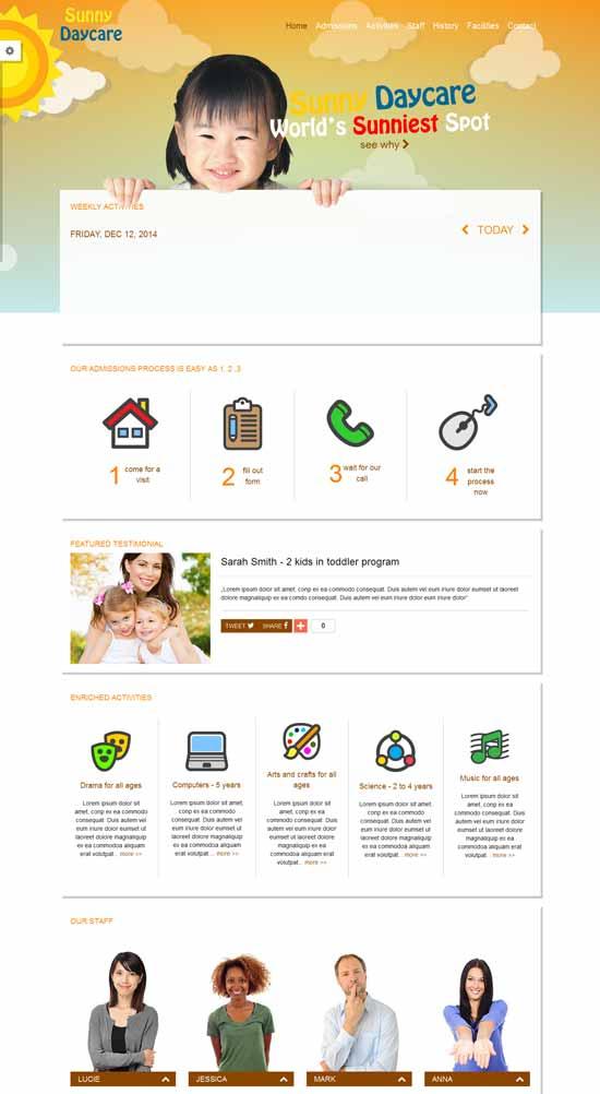 Daycare-Kindergarden-Wordpress-Theme