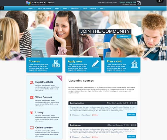 EDU-Educational-Courses-College-WP-Theme