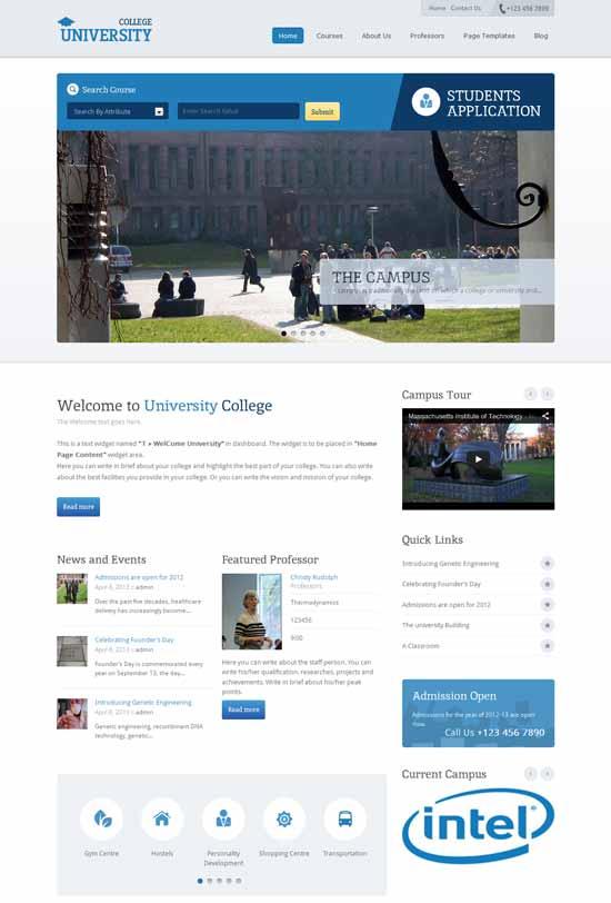 Education-Institutes-WordPress-Theme