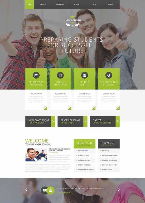 High-School-Promotion-WordPress-Theme