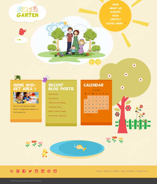Kindergarten-Bootstrap-WordPress-Education-Theme