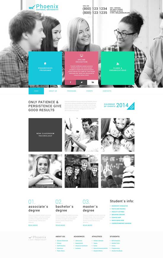 Phoenix-Education-WordPress-Theme