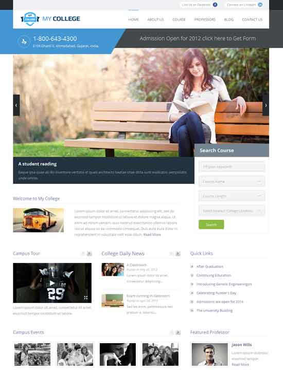Premium-Education-WordPress