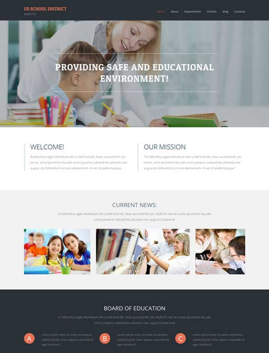 Primary-School-Responsive-WordPress-Theme1